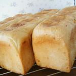 会津コシヒカリ香る食パン